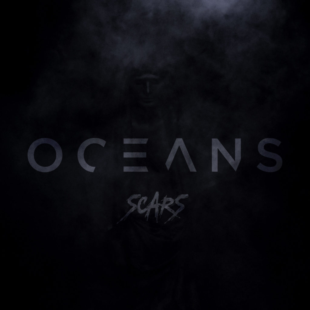 Cover for single 'SCARS' from 'OCEANS'