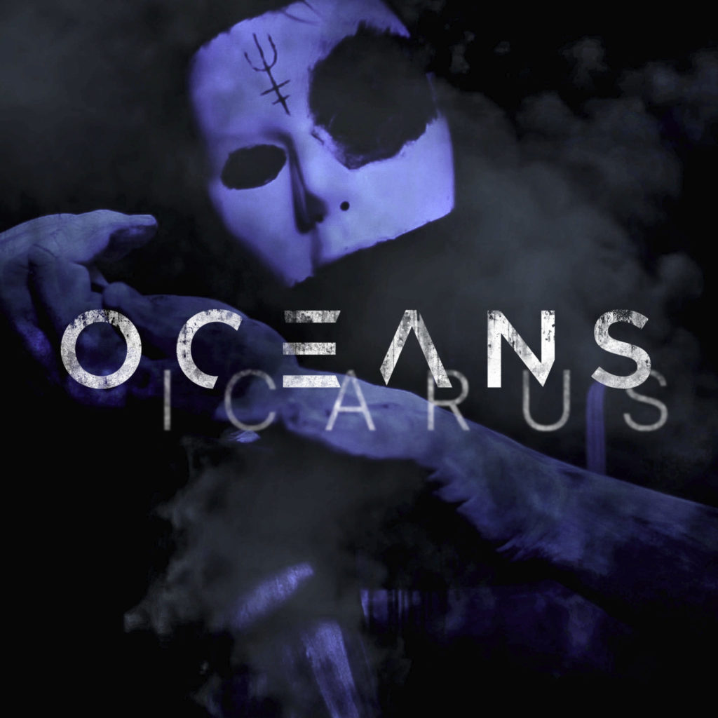 Cover for single 'ICARUS' from 'OCEANS'