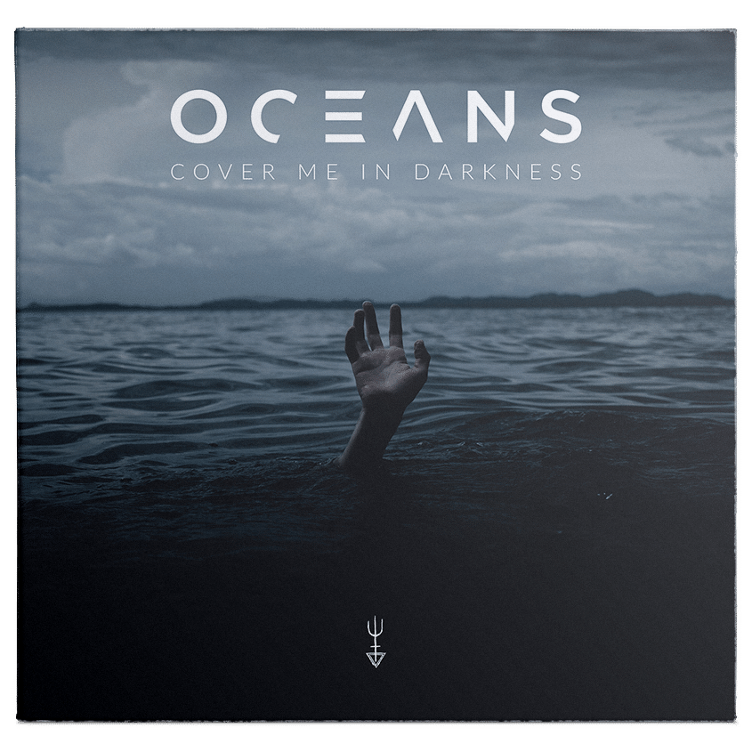 Oceans - Cover Me In Darkness - Album Cover