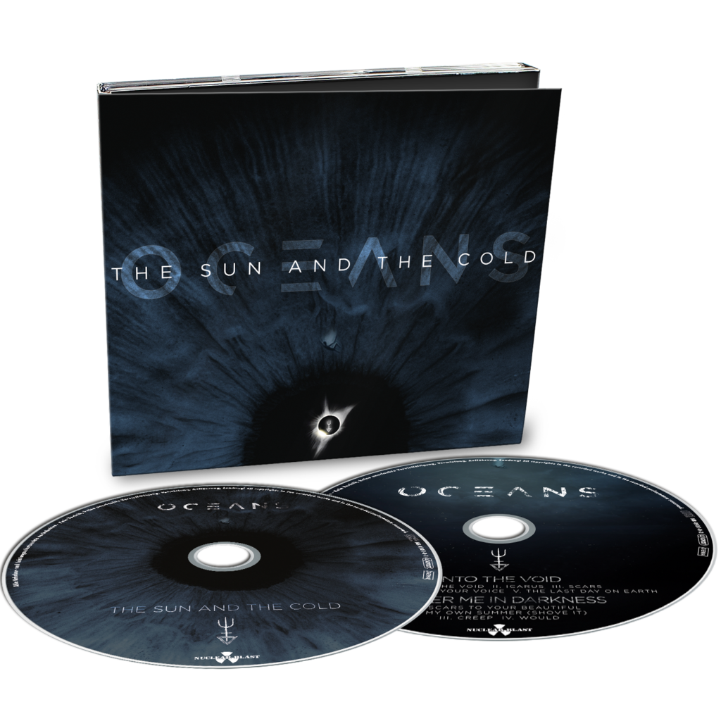 Oceans – The Sun And The Cold (Digipak mit Labelprints)
