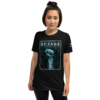 Women wearing Oceans Against All Odds T-Shirt